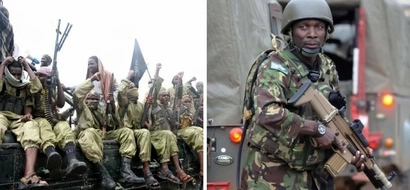 KDF soldiers repulse al-Shabaab fighters after SURPRISE attack