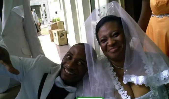 Juju magic! Man who married his own 40-year-old mother DIVORCES her on their honeymoon (photos)