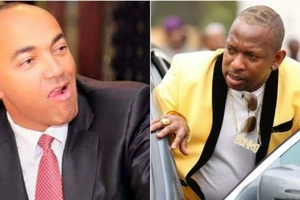 Peter Kenneth unveils former Harambee Stars player as running mate