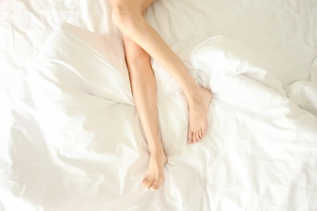 Do you know why sleeping naked is good for you