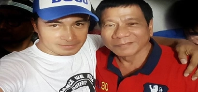 Supportive Cesar Montano expresses full support for Duterte's bloody drug war