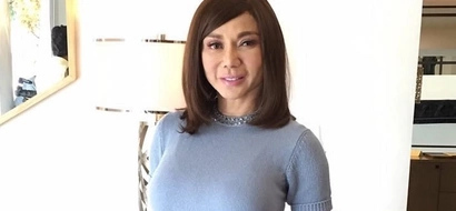 60 looking 30! This is how Vicki Belo looks looks when going to work