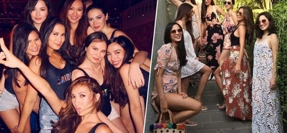 Isabelle Daza celebrates fun bachelorette party with friends in Bali