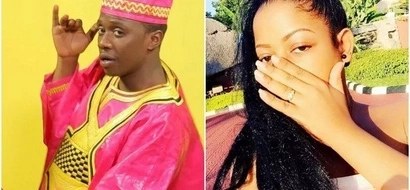 Bahati's friend Rayvanny becomes a FATHER barely days after releasing controversial collabo