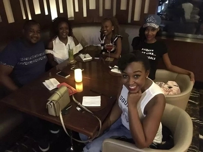 Here are the sensational photos from Betty Kyalo mum's birthday party that everyone is talking about