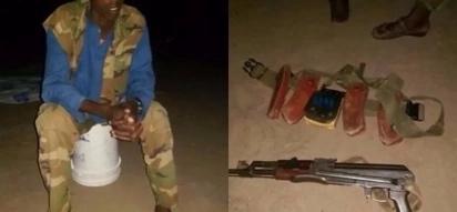 KAMANDA hatari wa al-Shabaab akamatwa, KDF na polisi wa kukabiliana na UGAIDI walihusika (picha)