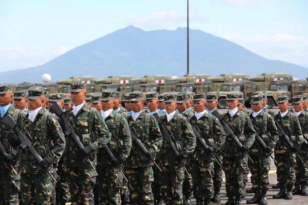 13 soldiers held in custody for drug use