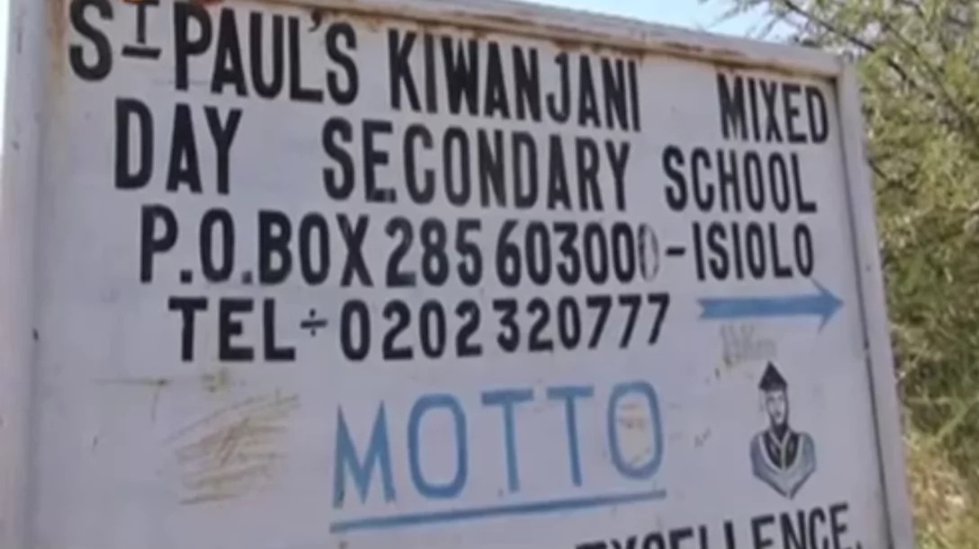Students in Isiolo wreck school after smoking bhang