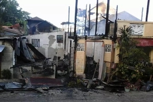 Tindi naman nung nangyari! Netizen shares tragic fire incident in Samar, asks for help