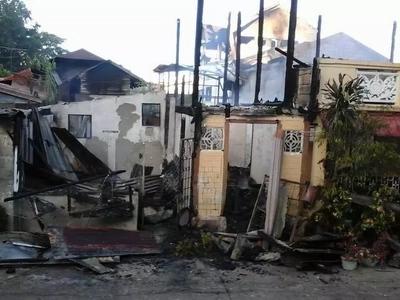 Tindi naman! Netizen shares tragic fire incident in Samar, asks for help