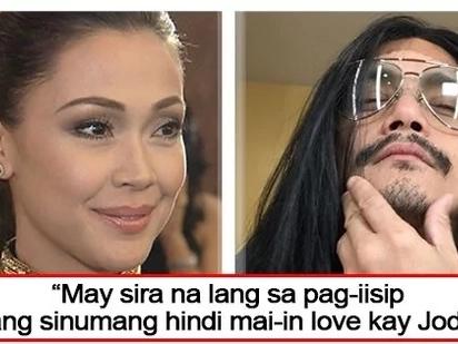 "Matinik talaga si Binoy! Robin Padilla warns newest leading lady Jodi Sta. Maria: ""Mag-ingat ka sakin!"""