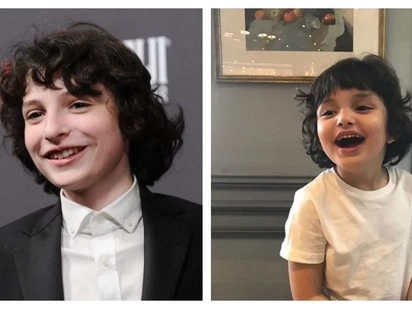 Magkamukha nga sila! Zion Gutierrez is 'Stranger Things' Finn Wolfhard's mini-me