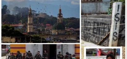 A look inside Marawi, a month after: It's far from over