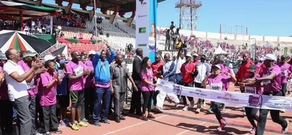 Uhuru and Ruto expected to grace First Lady's Half Marathon at Nyayo