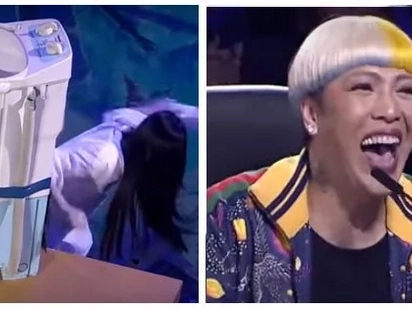 Isa ka rin ba sa mga humagalpak ng tawa sa kanya? PGT auditionee 'ghost' drew more laughs than screams