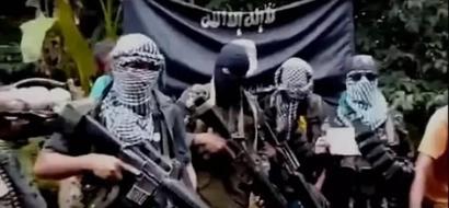 3 Marine soldiers shot dead; suspected Abu Sayyaf men escaped