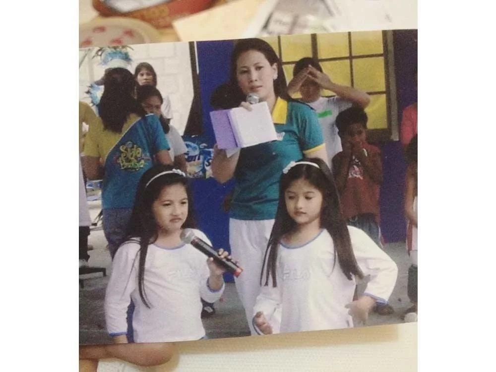 Do you still remember Lumen's twin daughters in the famous Surf commercials? Here are Charlotte and Charice Hermoso today