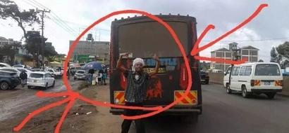 Kilio cha haki!Abiria aliyeibiwa na makanga Ksh950 awataka polisi kuchukua hatua