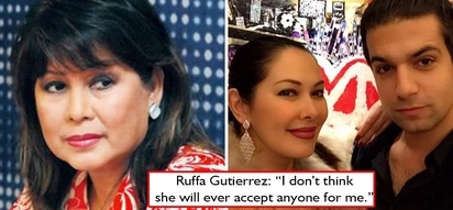 Tigas kasi ng puso! Ruffa Gutierrez surrenders in attempts to get Annabelle Rama to approve her French-Israeli boyfriend of 4 years!