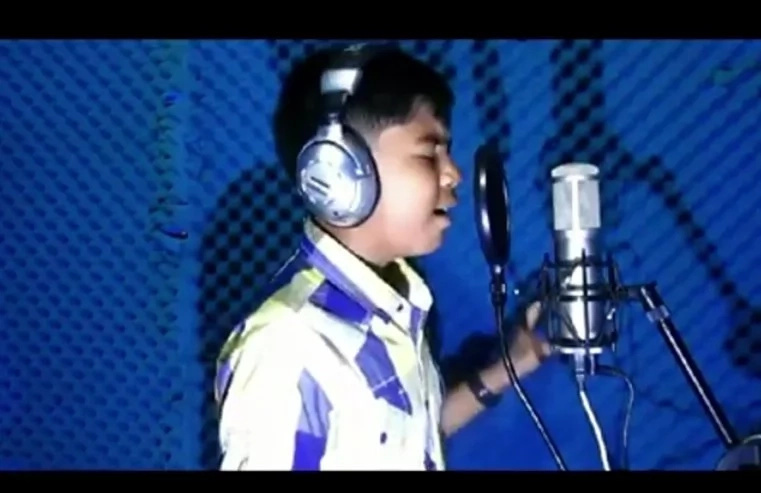 Talented boy belts international hit in epic video
