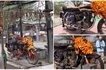 Bizarre! Villagers worship old motorcycle as a deity - read the incredible story behind it