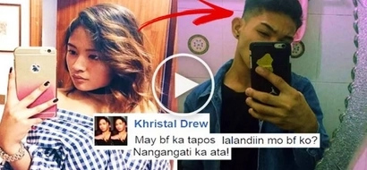 This furious Pinay shamed a female netizen for flirting with her boyfriend through videocall: 'May bf ka tapos lalandiin mo bf ko?!'