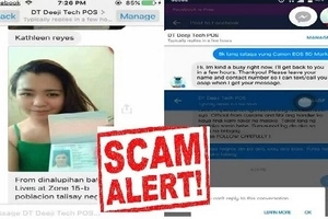 Netizen warns about being scammed after getting blocked by an online seller
