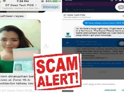 Block pa more! Netizen warns about a scam run by this popular online seller on Facebook