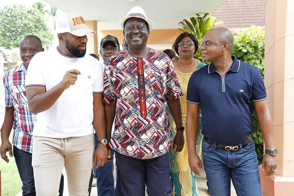 Coast will strive for secession Joho tells off Uhuru
