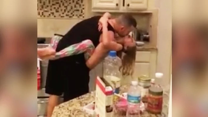 She thought daughter and husband were cooking, but this...