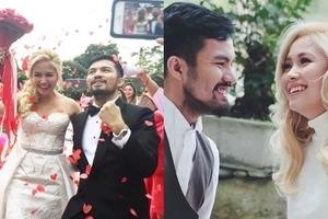A trip down memory lane: Yeng Constantino and Yan Asuncion's symbolic Valentine's wedding