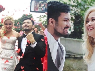 A trip down memory lane: Yeng Constantino and Yan Asuncion's symbolic Valentine's wedding