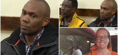 Tragic! Kenyan man is arrested for allegedly shooting dead his Australian wife, faces death penalty