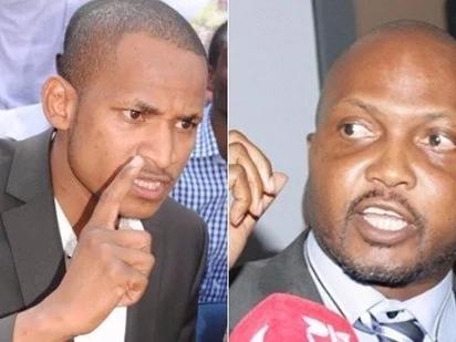 Moses Kuria amtaka Babu Owino ashtakiwe kwa kumtusi Rais Uhuru