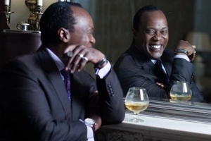 Weeks after he was fired, embarrassed and cast out to the cold streets, Jeff Koinange is back!