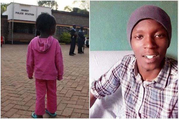 HOFU yatanda baada ya mwanafunzi wa chuo kikuu kufanya kisichofikirika katika kituo cha polisi