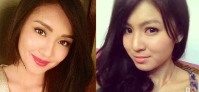 9 photos that will make you think Kathryn Bernardo and Nadine Lustre were twins separated at birth