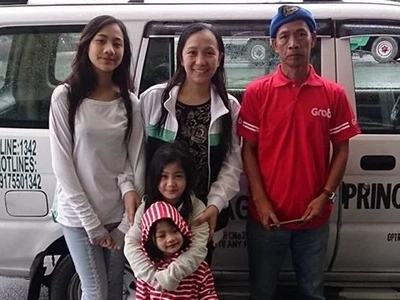 Baguio taxi driver goes viral for generously giving annual free rides