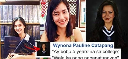 This inspiring Filipina was bashed & called 'bobo' because it took her 5 years to finish college! Her viral post proves that she's actually a genius!