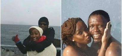 Ababu Namwamba's birthday message to his wife is so sweet