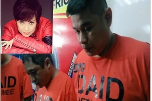 Shock as Lea Salonga's brother gets nabbed for drug-peddling