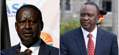 Luo elders want council dissolved due to bitter rivalry between Uhuru and Raila