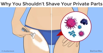 If you shave your private parts you must know these 6 things