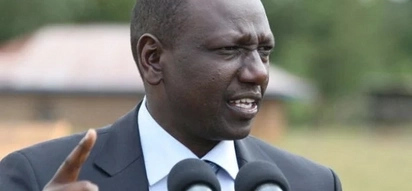 Ruto defends his friend roasted by voters for neglecting them