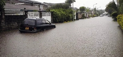 Kidero Lists Hotspot Nairobi Estates Feared To Flood During El Nino