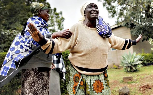 The weird ways Kenyan communities honour their dead