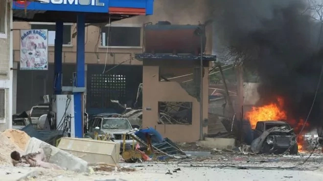 Al-Shabaab launch yet another deadly attack in hotel