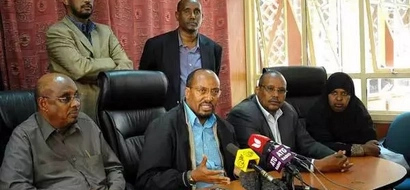 Mandera Leaders Apologise For Alleging Mass Graves, Mohammed Ali Stays Mum