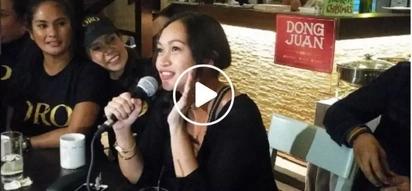 Mercedes Cabral: 'Baka mawalan ako ng trabaho dito'