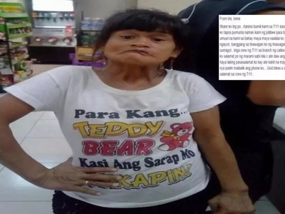 This Pinay with disability returned a netizen's lost cellphone....her kindness will make you cry!